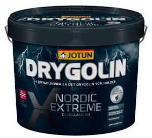 Bilde av DRYGOLIN NORDIC EXT 50 HVIT-BASE 9L EXTREME JOTUN