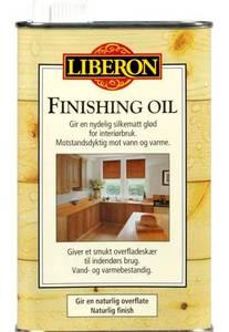 Bilde av Finishing oil 250 ml